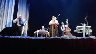 Ľudová hudba Štefana Cínu ( Cínovci ) koncert v Medzilaboriach