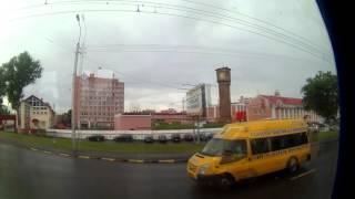 Part 1. Поездка на автобусе Гомель - Киев. Съемка на action camera SJ4000(, 2015-10-25T16:33:14.000Z)