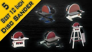5 Best 12 Inch Disc Sander 2017 | Best Sander For Wood | Best Electric Sander