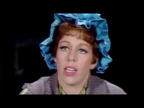 Carol Burnett on The Charwoman