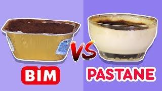 BİM Tatlıları VS. Pastane Tatlıları - Lezzet Karşılaştırması Yaptık