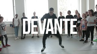 Devante Walden // OrokanaWorld #ONTOUR MAASTRICHT //