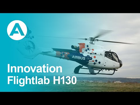Airbus Helicopters launches its Flightlab demonstrator