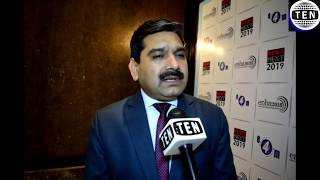 Anil Singhvi, Managing Editor, Zee Business interacts with Ten News at #NewsNextConference 2019