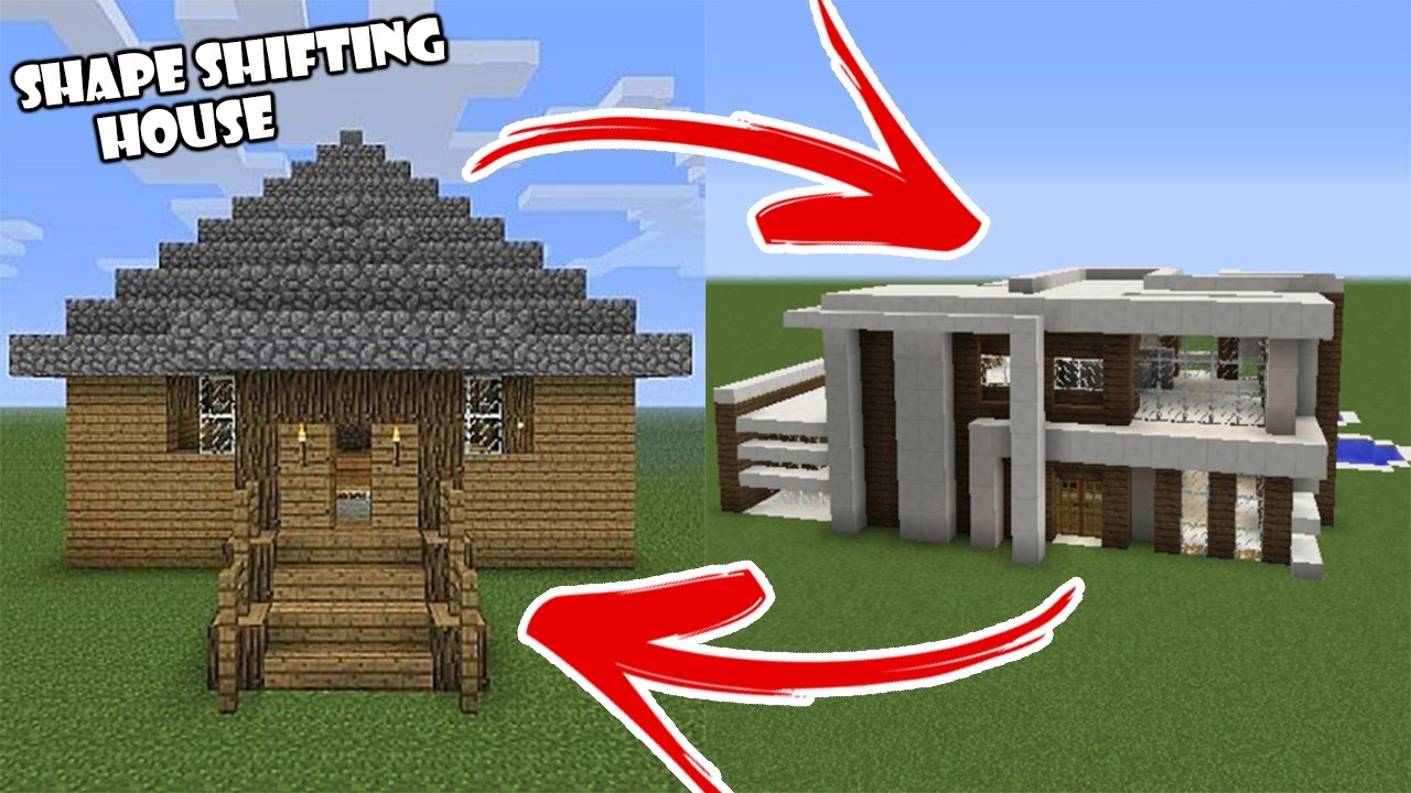 Minecraft pe house commands | How to Copy Structures in