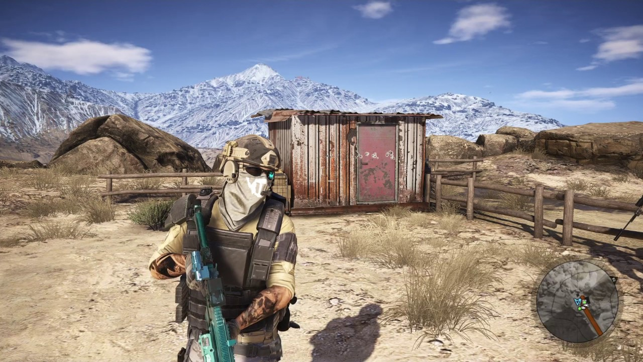 How To Get Future Soldier Outfit In Ghost Recon Wildlands ...