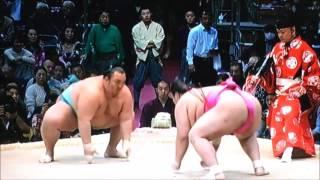 平成28年大相撲九州場所 11月26日 満員御礼 Sumo -Kyushu Basho.