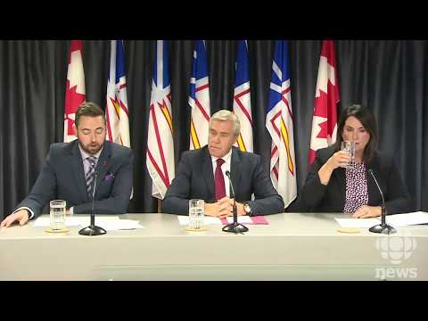 "LIVE: Premier to make ""significant"" Muskrat Falls announcement"