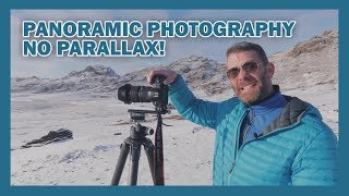 Panoramic Photography No Parallax - Find the Nodal Point - Panorama From Shoot to Edit in Lightroom