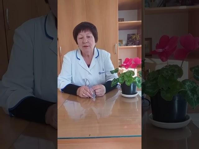 Доктор о лечении прибором Комфорт