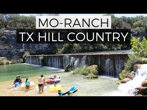 Mo-Ranch TX Hill Country Vacation | Jesse Coulter