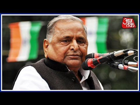 India 360: Caught Between Son And Brother, Mulayam Singh Yadav Takes Charge