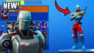 "NEW ""Hunting Party"" SECRET SKIN REVEALED + HEAVY ASSAULT RIFLE GAMEPLAY! (Fortnite Battle Royale)"
