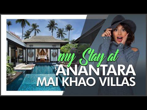 HOTEL REVIEW | Anantara Mai Khao Phuket Villas (Thailand)