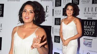 Richa Chadha At 'Elle India Beauty Awards 2017'