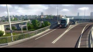 Euro Truck Simulator 2  (05.02.2019)  Покатушки