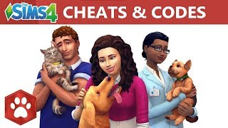 🐝🐶 Cheat codes - The Sims 4 Pets 🐱🐾