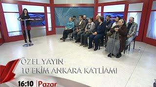 10 Ekim Ankara Katliamı Özel Yayını bu Pazar ekranınızda