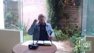EBD | Hebreus 11 - Felizes os que não viram e creram - Pb. Estevão Monti