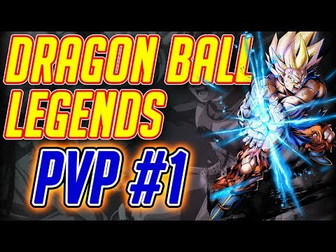 Dragon Ball Legends PVP : PVP Win Streak!