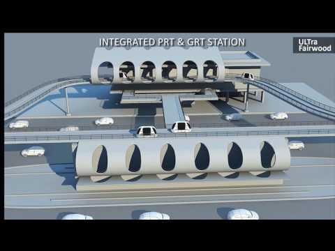 PRT Ajman Animated Overview