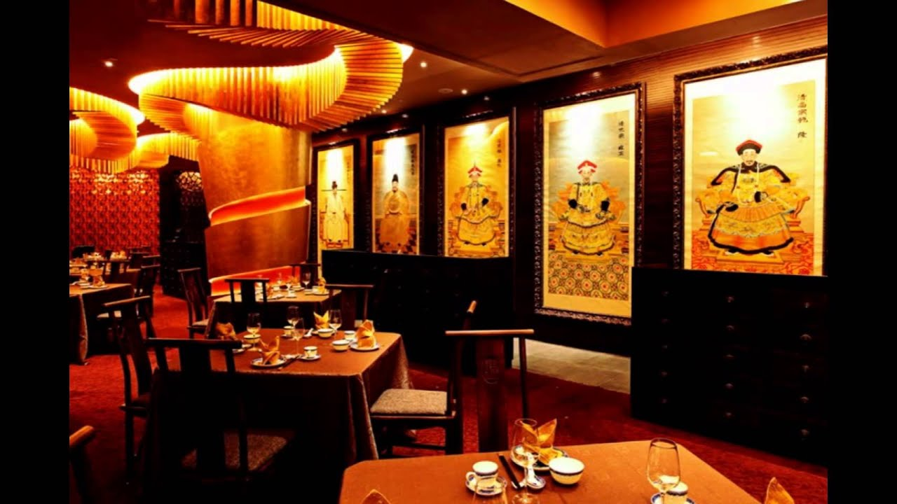 Best Asian Restaurant Design Ideas With Chinese Distric