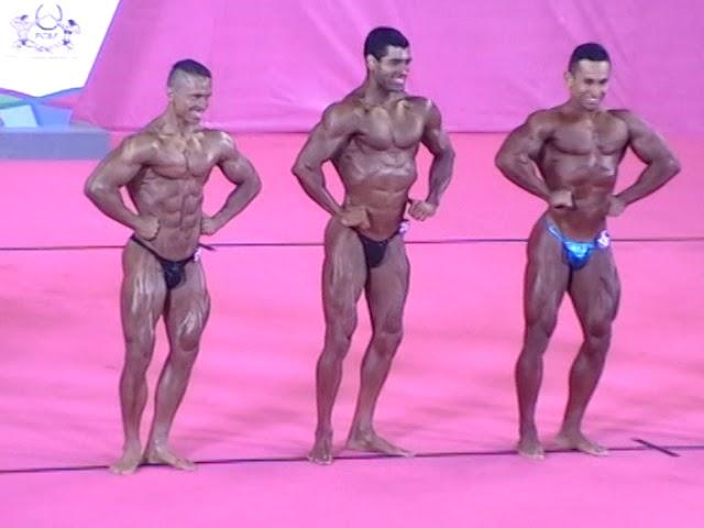Fisicoculturismo Panamericanos Lima 2019 - Men's Classic Bodybuilding finalistas (1)
