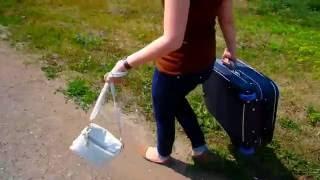 Чемодан недорого!Где купить чемодан в Кумертау?Гульмира Сынбулатова № 152(Купили дочери в дорогу чемодан.Сколько это стоило смотрите в этом видео., 2016-07-24T19:09:26.000Z)