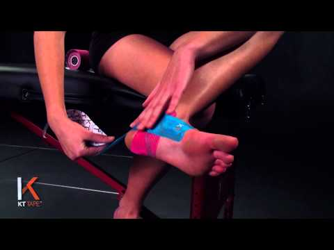 Kt Tape Ankle Stability