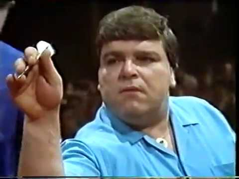 Jocky Wilson vs Peter MacDonald 1987 Winmau World Masters L 16