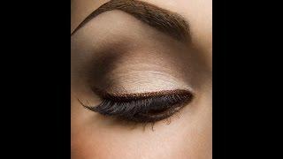 видео Легкий макияж для карих глаз пошагово