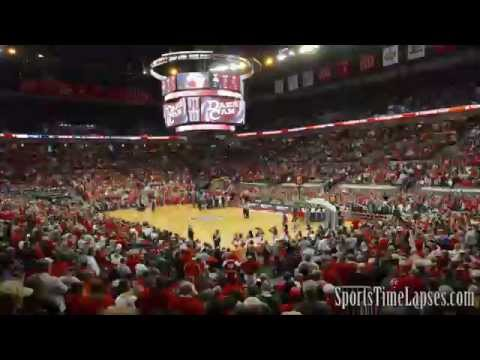 SportsTimeLapses.com: Value City Arena (Ohio State Buckeyes)