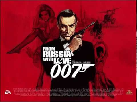 007 From Russia with Love OST - Main Menu theme 2