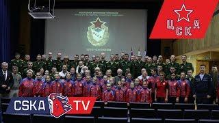 """Легенды спорта"" - Александр Рагулин"