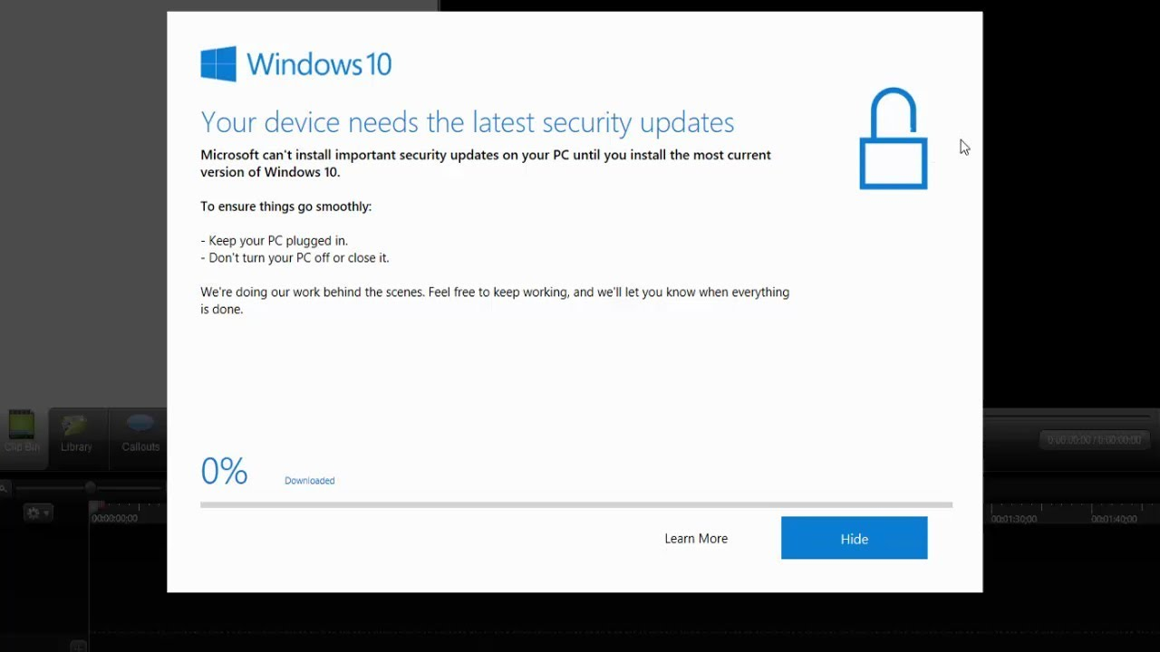 windows 10 disable update assistant