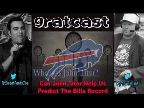 Gratcast: Can John Titor Help Us Predict The Bills Record?