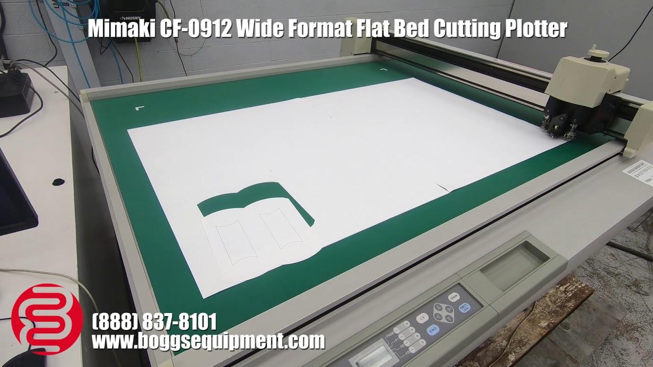 Mimaki CF-0912 Plotter Windows