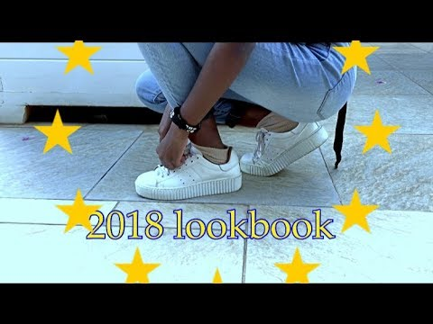 CASUAL LOOKBOOK 2018