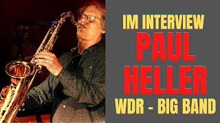 Saxofonist PAUL HELLER im Interview - Saxophon lernen - Sax with Joe