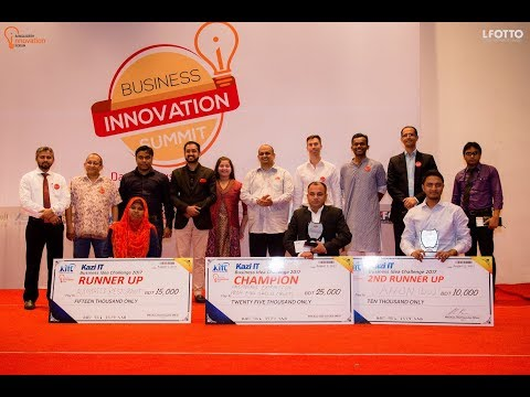 Prize Giving & Ending Ceremony of Business Innovation Summit 2017