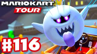 Halloween Tour 100% Complete! - Mario Kart Tour - Gameplay Part 116 (iOS)