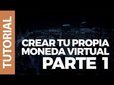 CREA TU PROPIA MONEDA VIRTUAL - PARTE 1