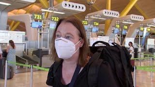 UK citizens return home after new Spain quarantine rules