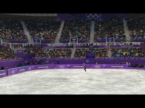 Full Live Chan Patrick 2018 Free Figure Skating Pyeong Chang Olympic パトリックチャン  ピョンチャンオリンピック 平昌 フィギュア