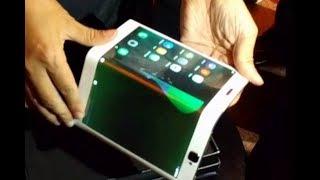 Kitap Gibi Kıvrılabilen Tablet: Lenovo Folio (2 DK Teknoloji)