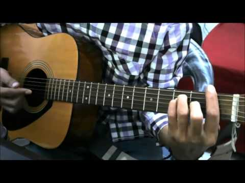 How To Play Bar Chords Easily Hindi Practice Your First Bar Chords