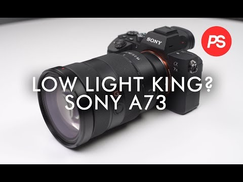 Sony A73 vs A7S2 & A7R3 High ISO comparison [VIDEO MODES]
