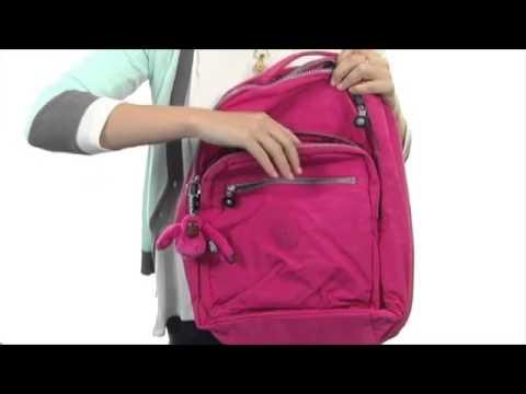 2e4f3d365 Kipling Seoul Computer Backpack SKU:#7850977 - YouTube