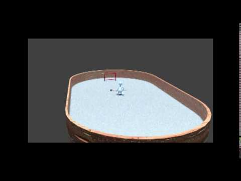 Hockey Animation