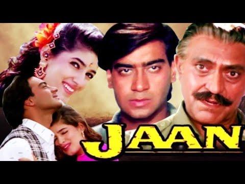 Download Jaan 1996 Full Movie Story & Facts | Ajay Devgun | Twinkle Khanna